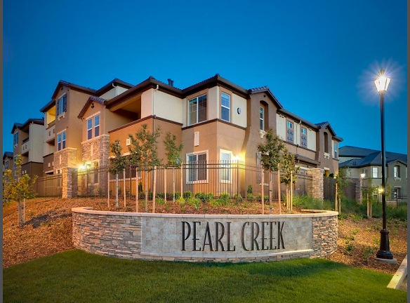 Welcome Home to Pearl Creek Apartments