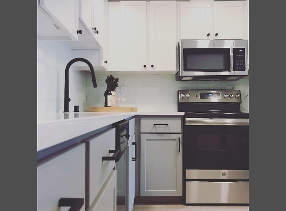 Northlink Apartments Kitchen
