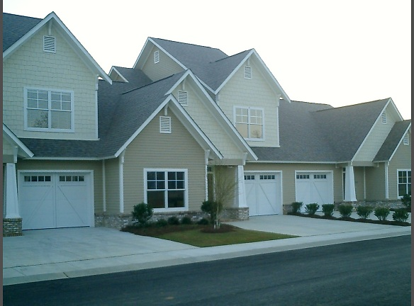 Full size attached garages