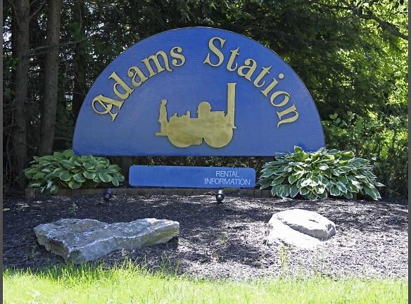 Exterior-Community Signage