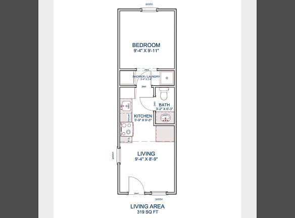 205 Woodland Ave #23 floor plan SQ.png