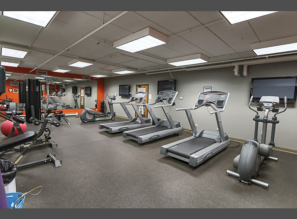 The Edge of Uptown Apartments - Fitness Center