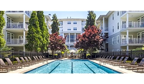 Post Gardens Lenox Park Blvd Ne Atlanta Ga Apartments