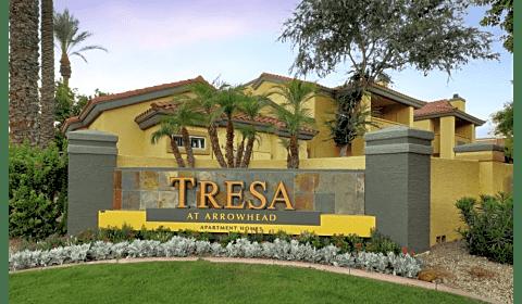 Tresa at arrowhead north 79th avenue glendale az apartments for rent for Cheap 1 bedroom apartments in glendale az