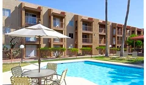 Crown Villas South Camino Seco Tucson Az Apartments