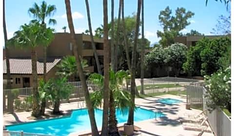 Oracle Palms Apartments North Oracle Road Tucson Az