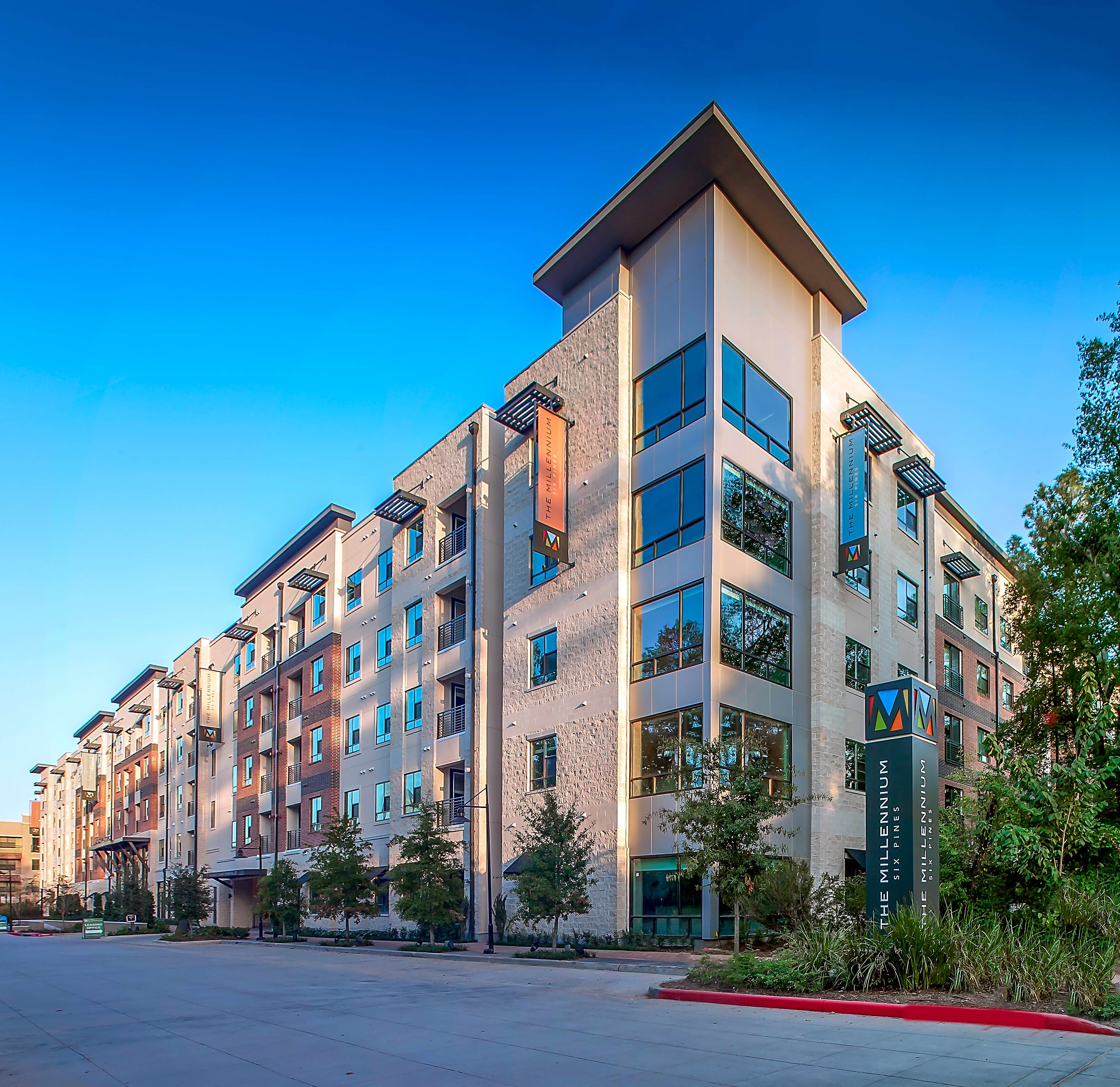 Forest Creek Apartments: Millennium Six Pines Apartments