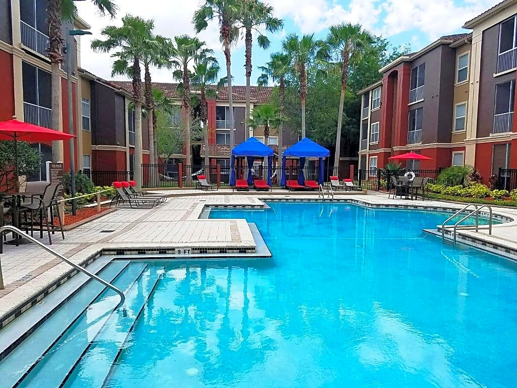 Lake Mann Gardens Apartments Orlando Fl