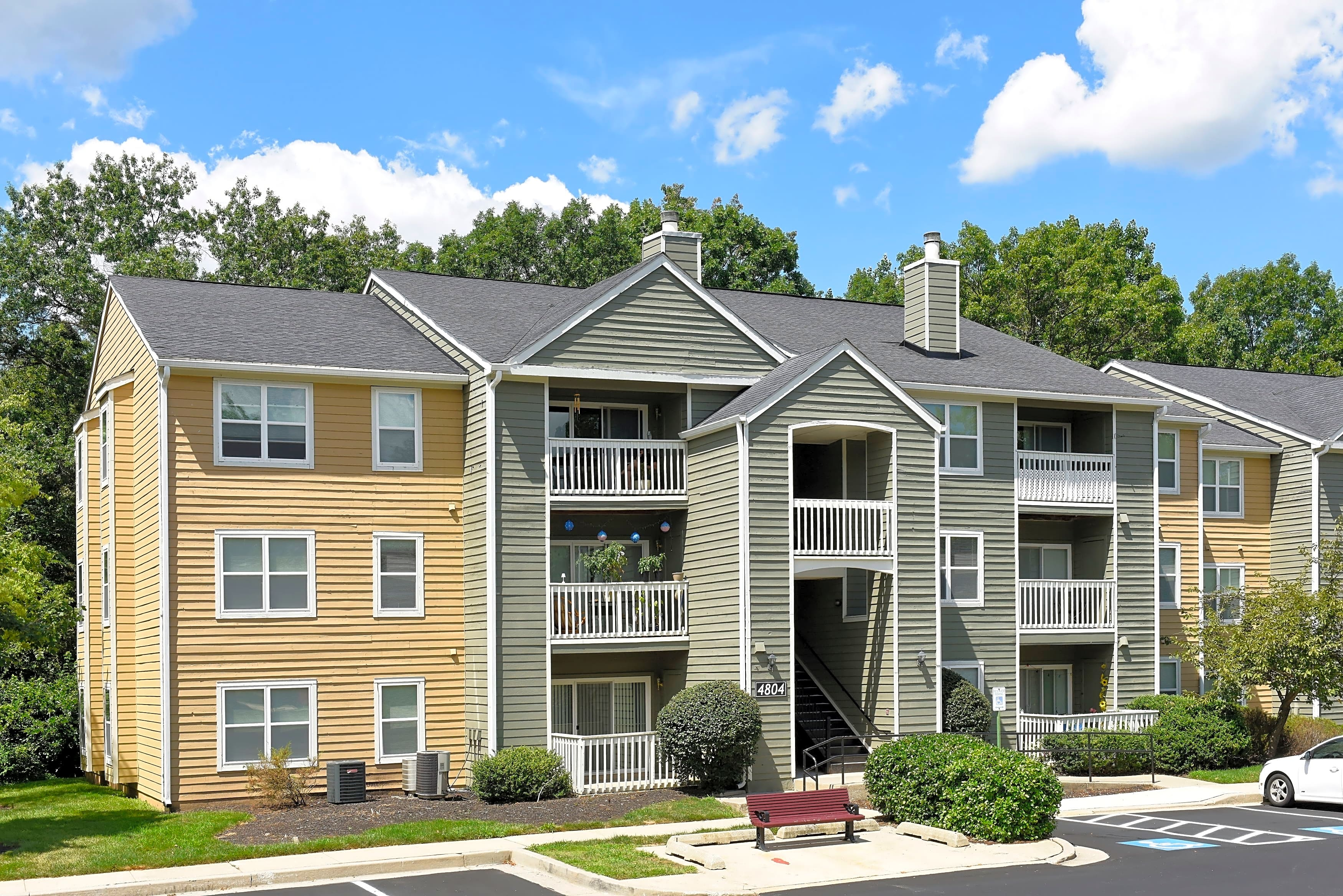 The Crossings At White Marsh Apartments Baltimore Md 21236