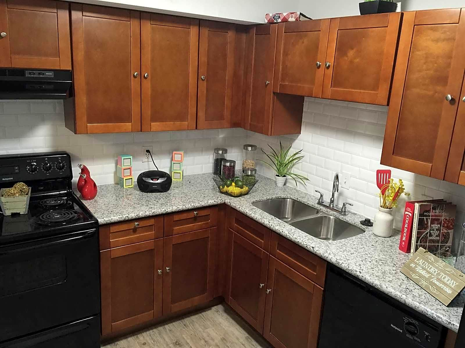 Interior Upgraded Kitchen