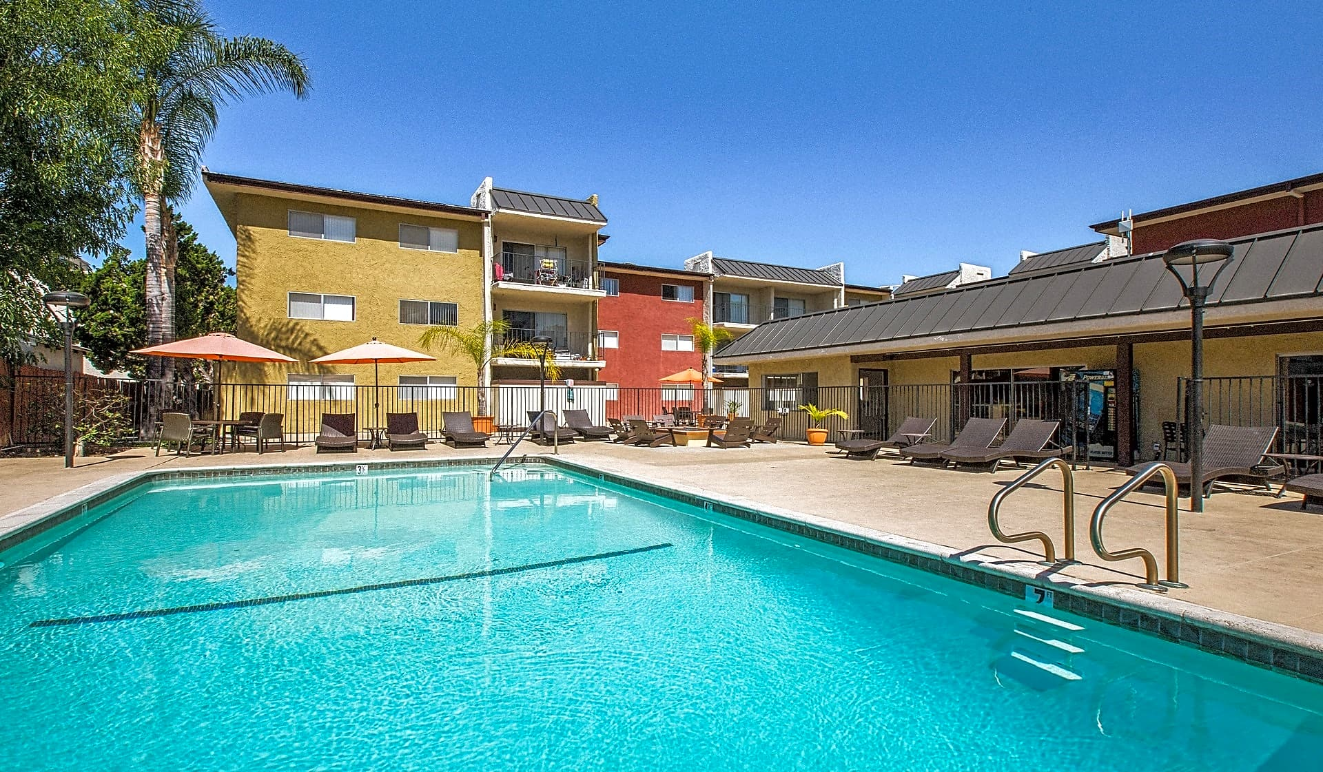 Villas Of Pasadena Apartment Homes Pasadena Ca 91101