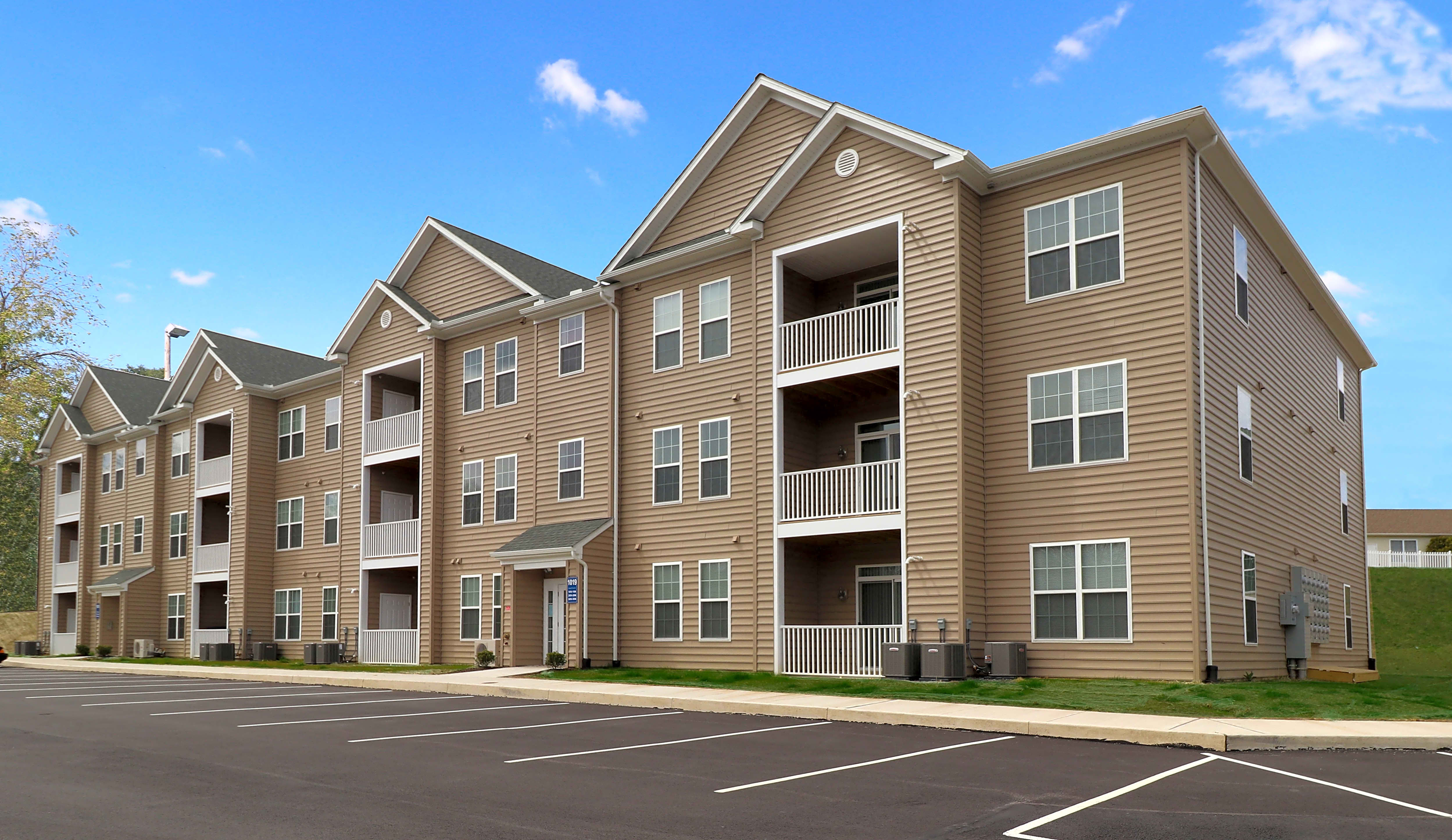 Apartments Near King's Lexington Village for King's College Students in Wilkes Barre, PA