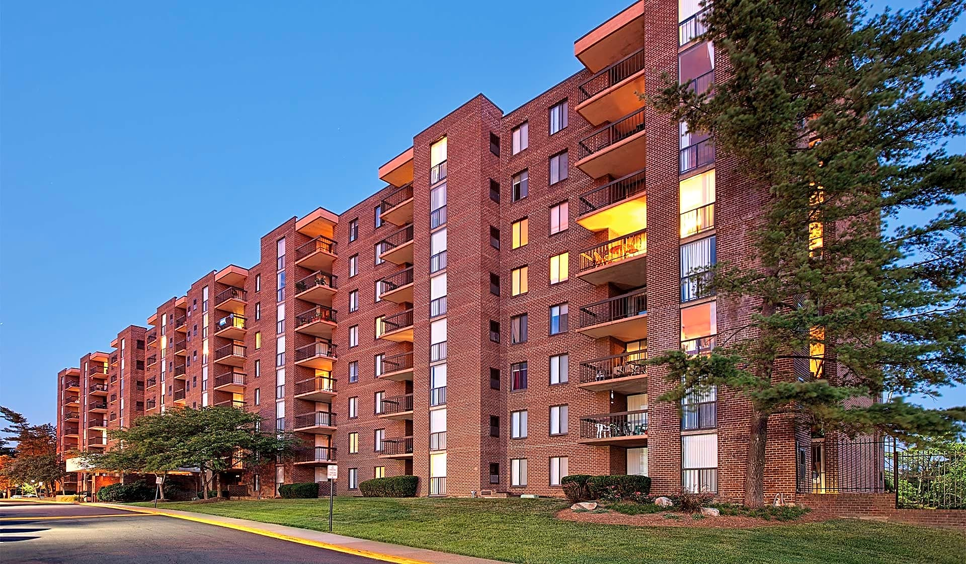 Ravensworth Towers Apartments Annandale Va 22003