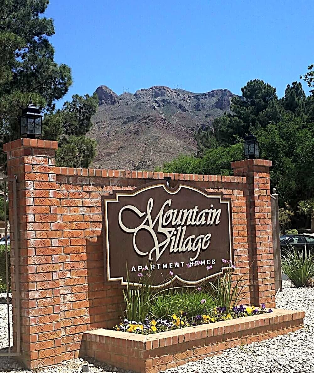 Apartment Finder El Paso Tx: Mountain Village Apartments