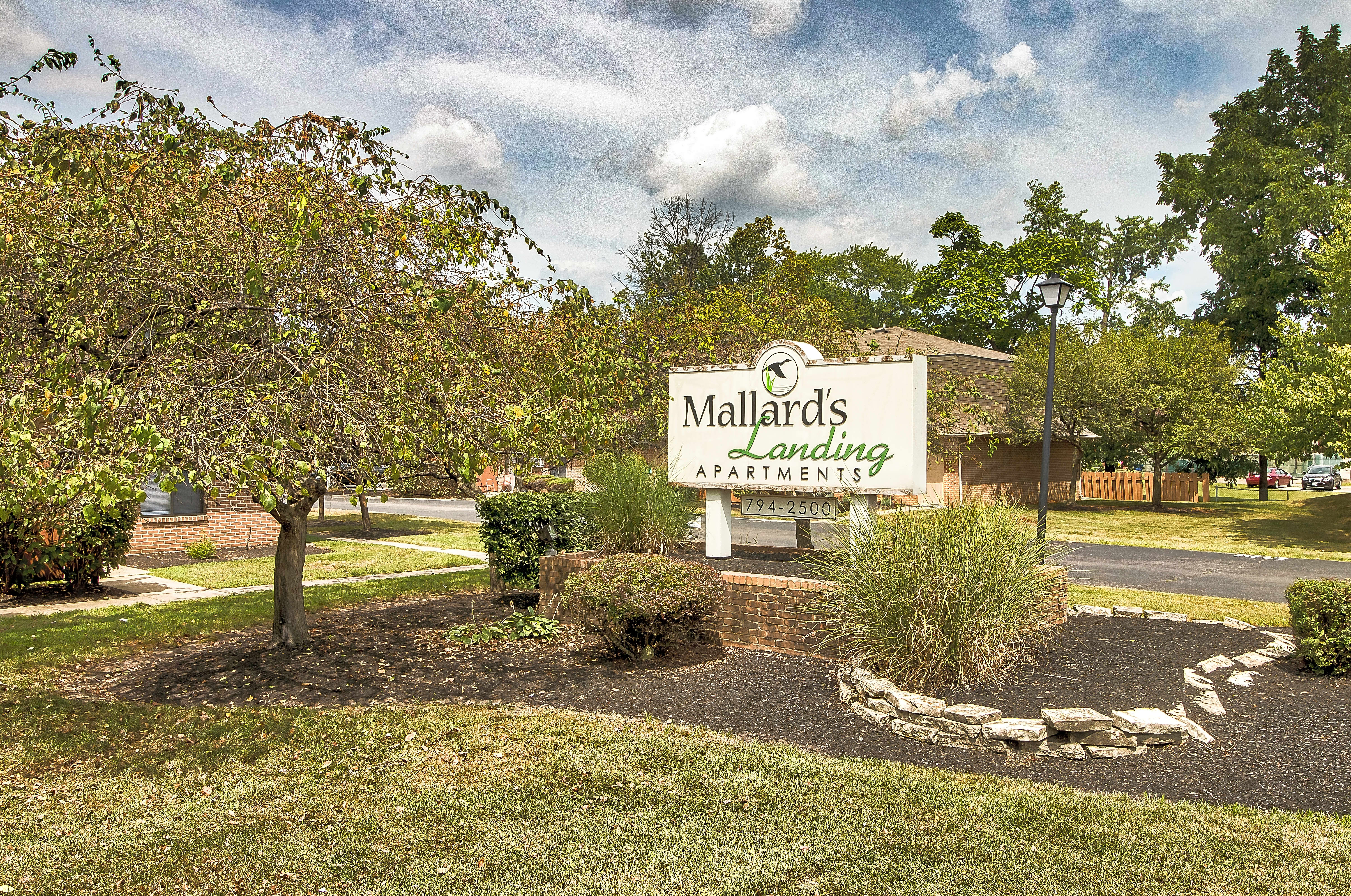 Apartments Near Otterbein Mallard's Landing for Otterbein College Students in Westerville, OH
