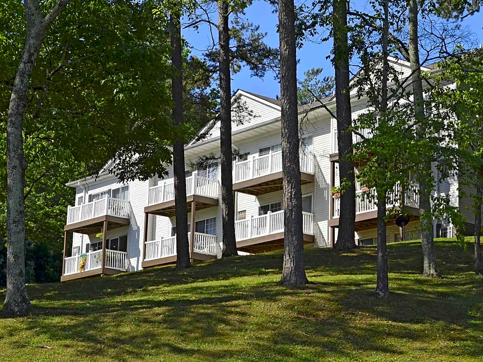 Sequoyah Hills Apartments Knoxville Tn