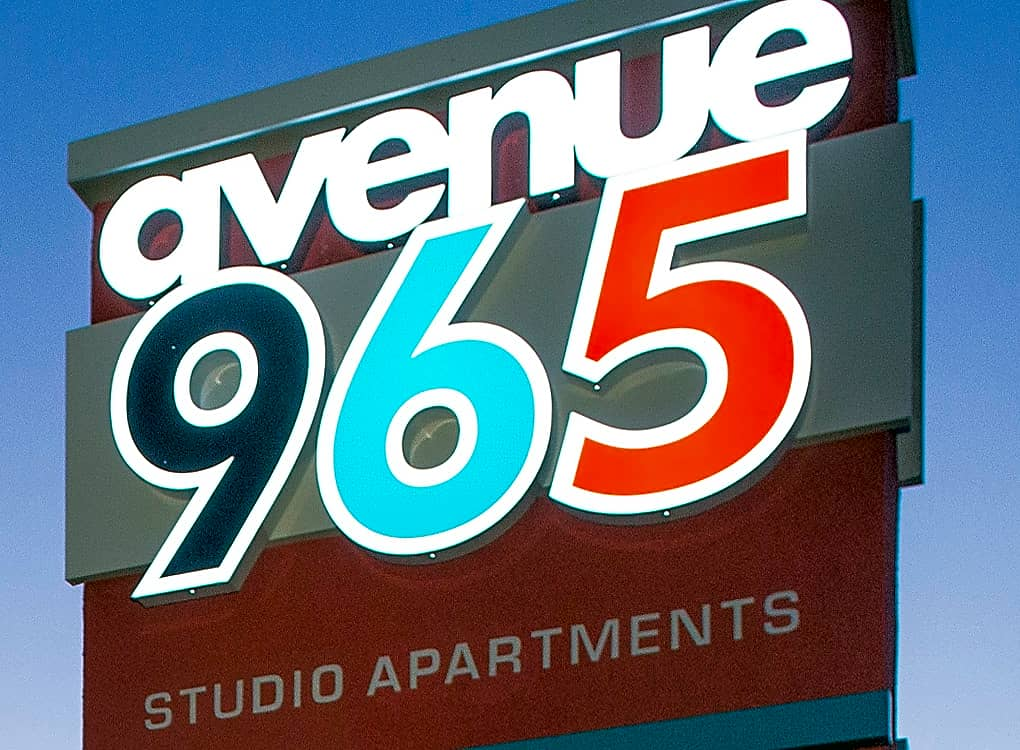 Apartments Near UNLV Avenue 965 for University of Nevada-Las Vegas Students in Las Vegas, NV