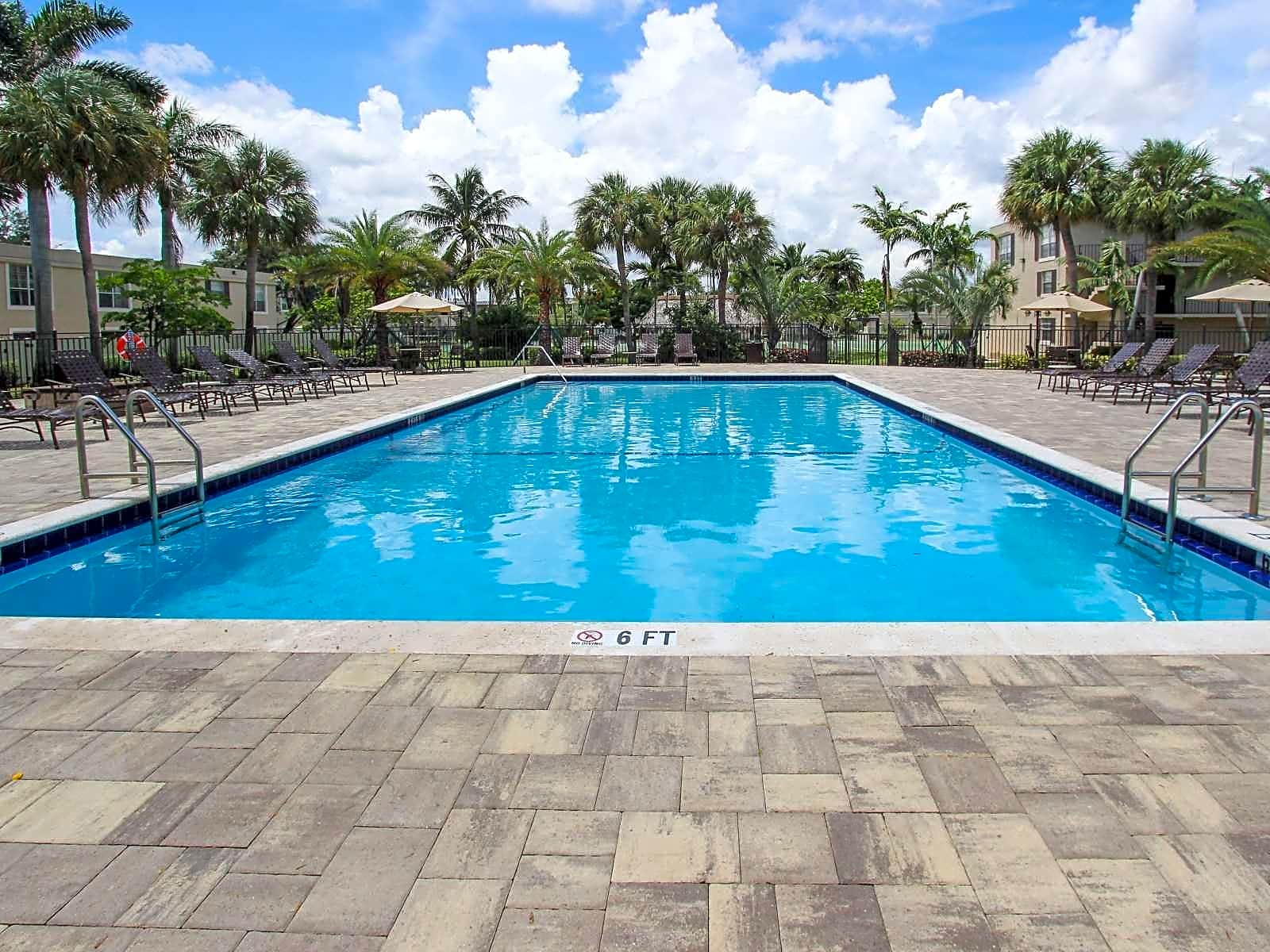 Sunset Hills Apartments In Fort Lauderdale
