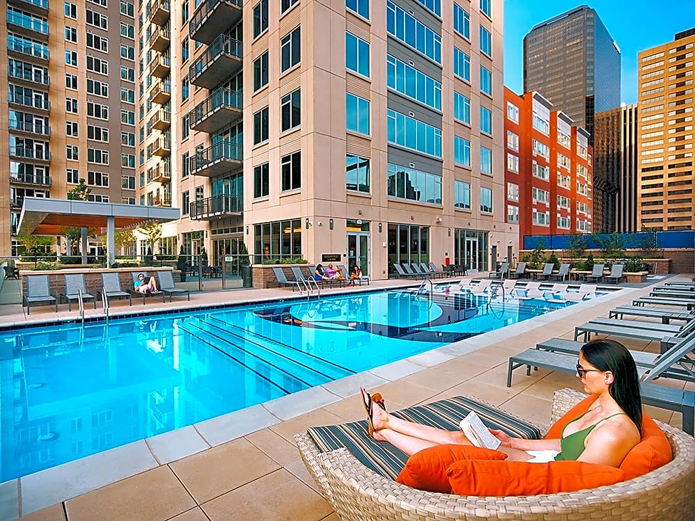 Short distance to Union Station, Cherry Creek and Lodo neighborhoods