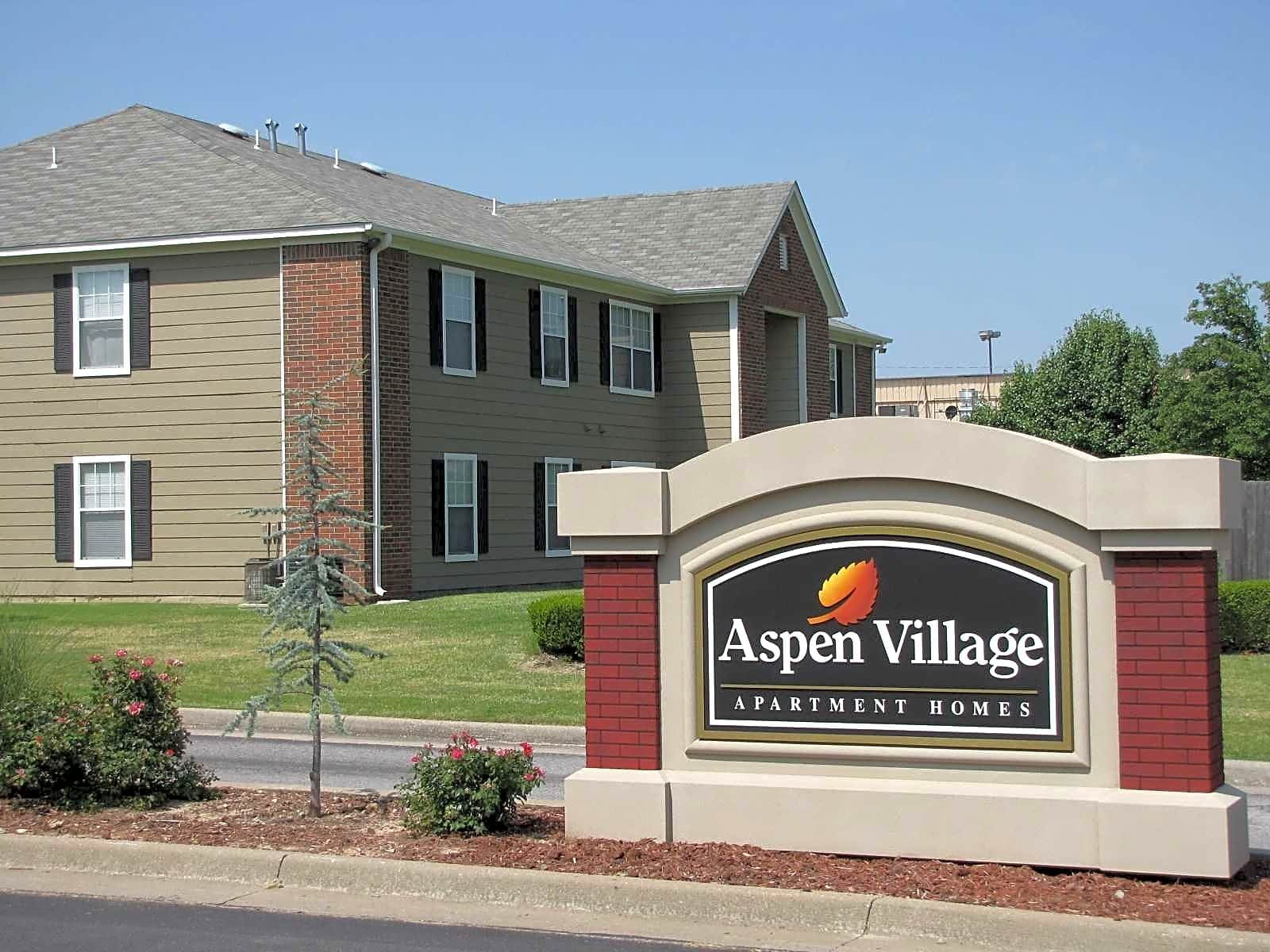 Welcome to Aspen Village! Where living has never been better!