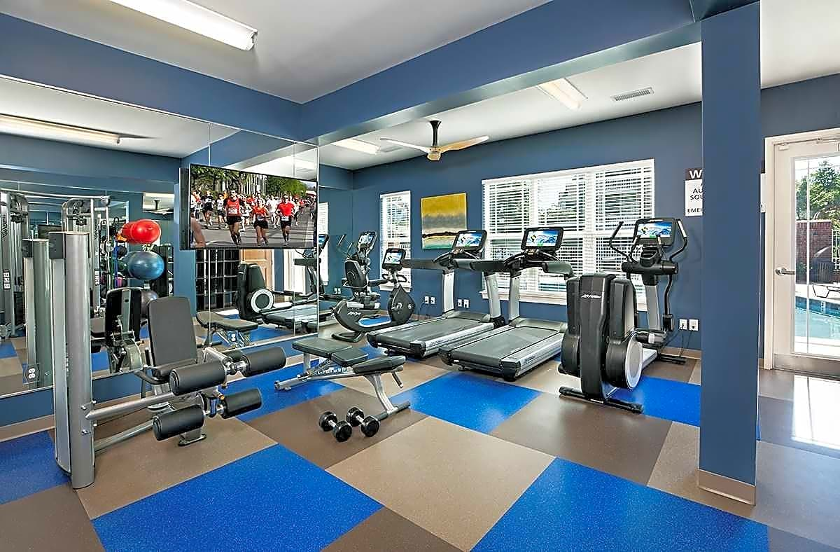 Cardio/Strength Fitness Center