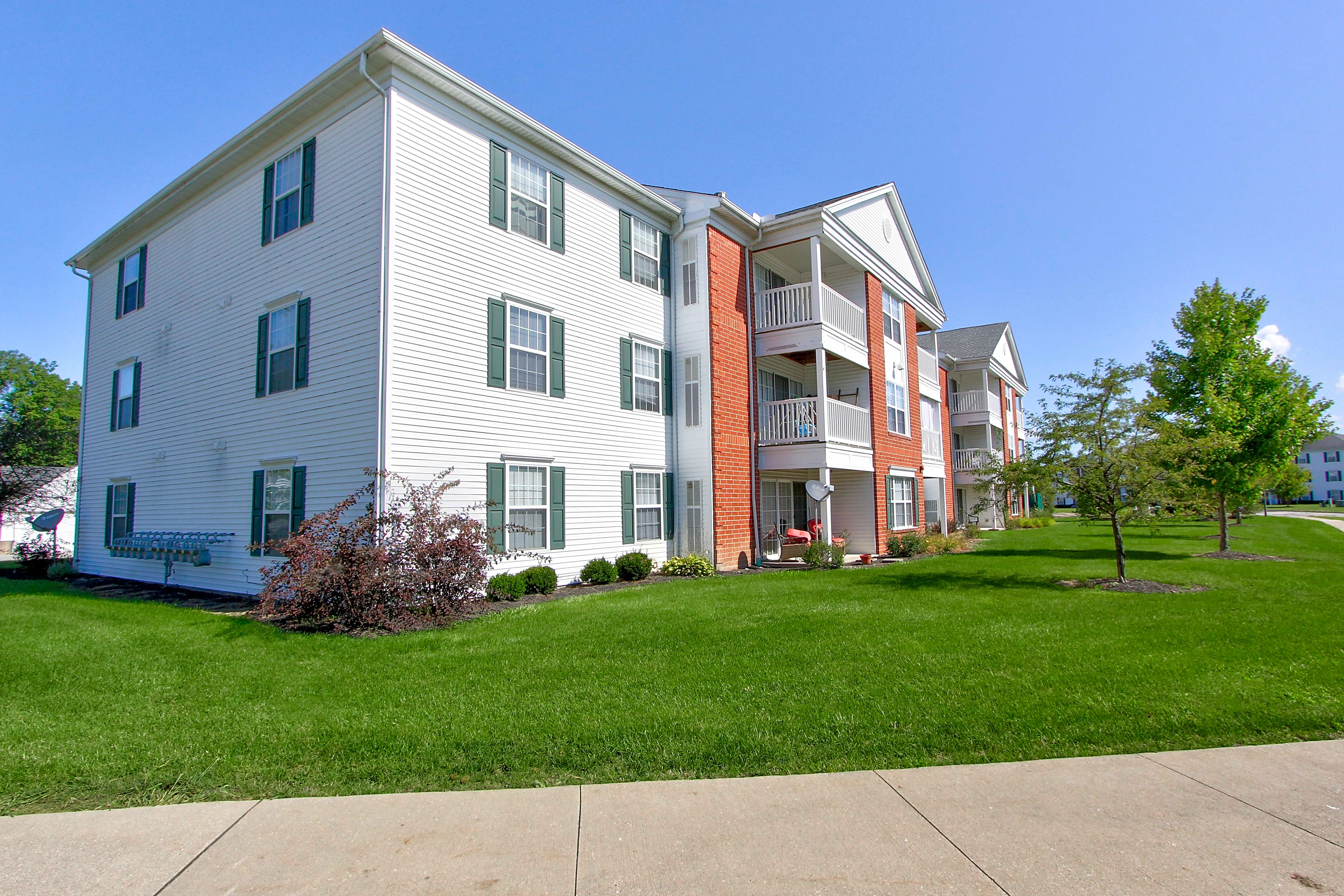 Apartments Near Oberlin Evergreen Farms for Oberlin College Students in Oberlin, OH