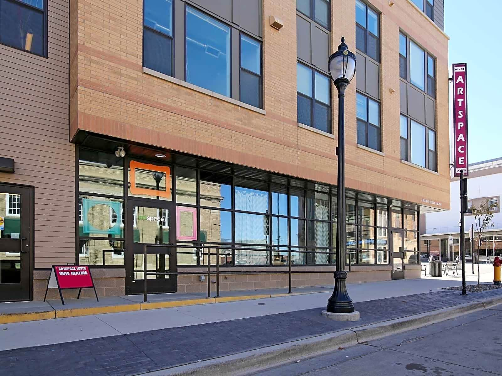 Apartments Near MSU Artspace Lofts for Minot State University Students in Minot, ND