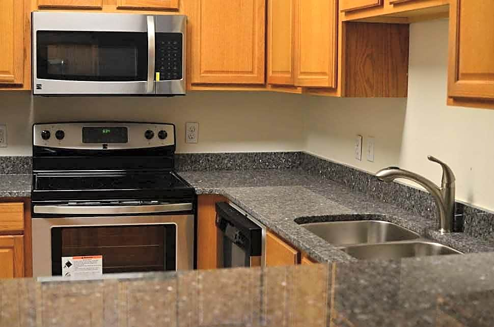 SELECT homes feature granite kitchens!