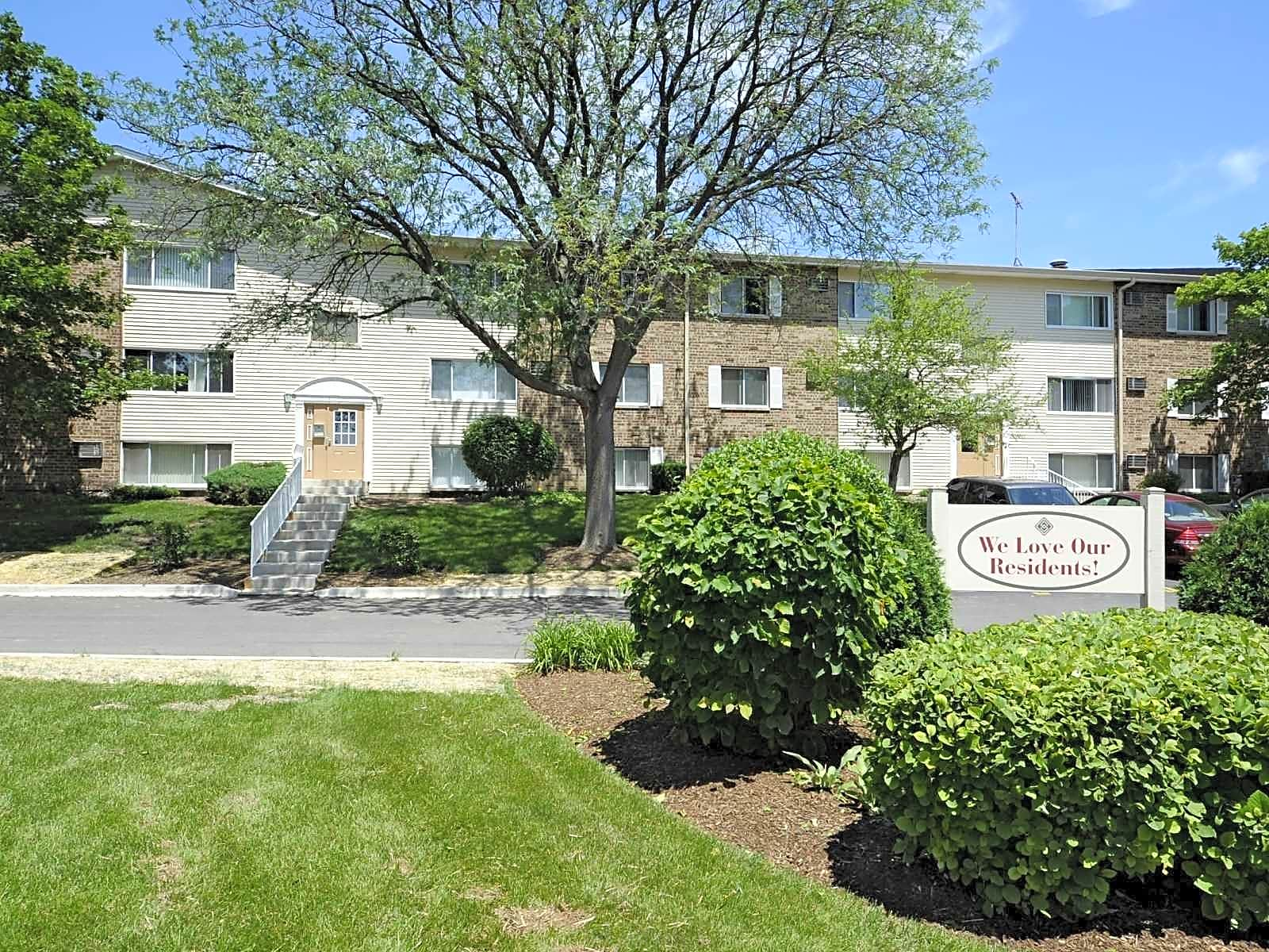 Brookdale Village Apartments Naperville Il