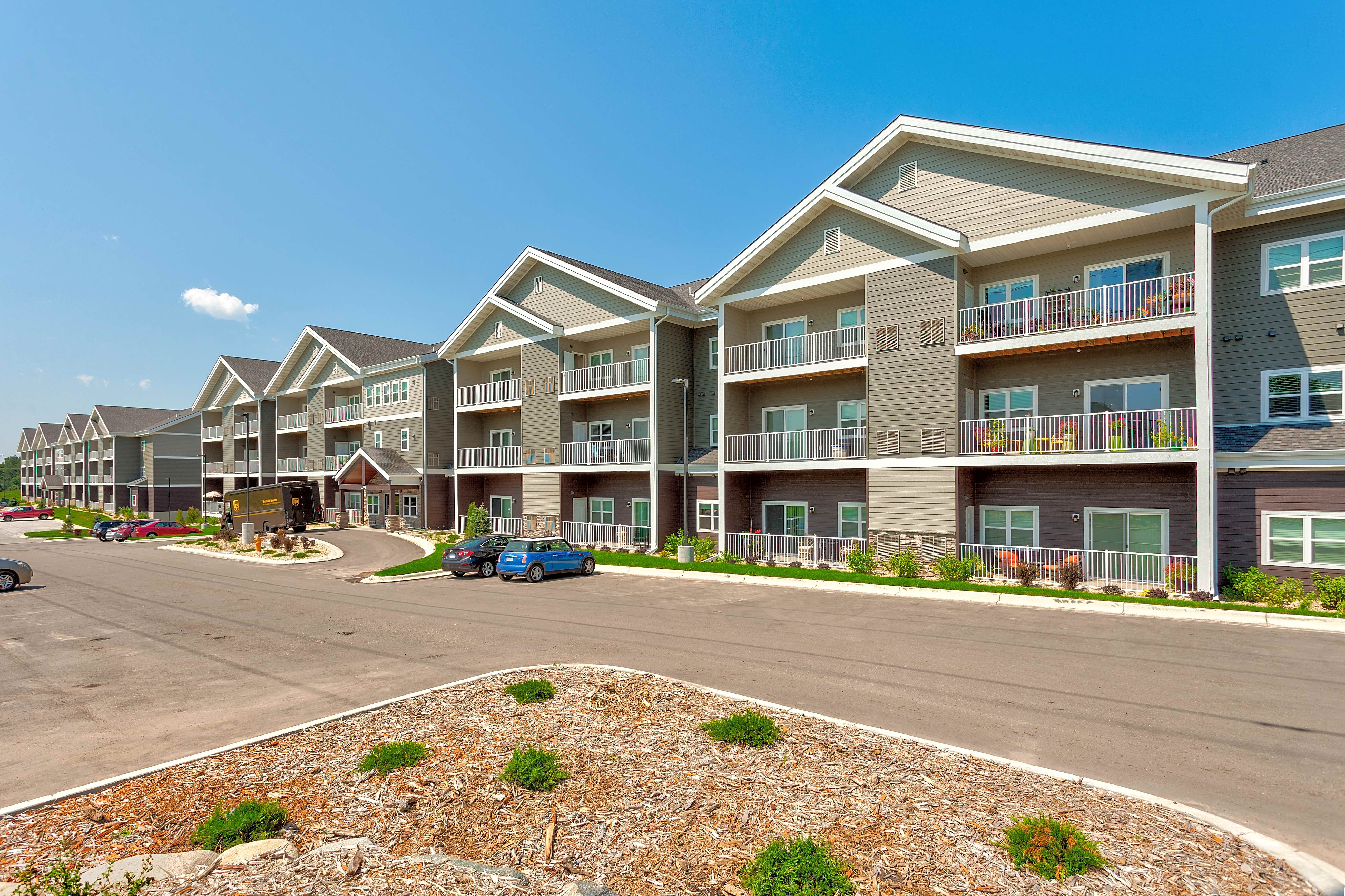 Apartments Near Century Conifer Ridge Apartments for Century College Students in  White Bear Lake, MN
