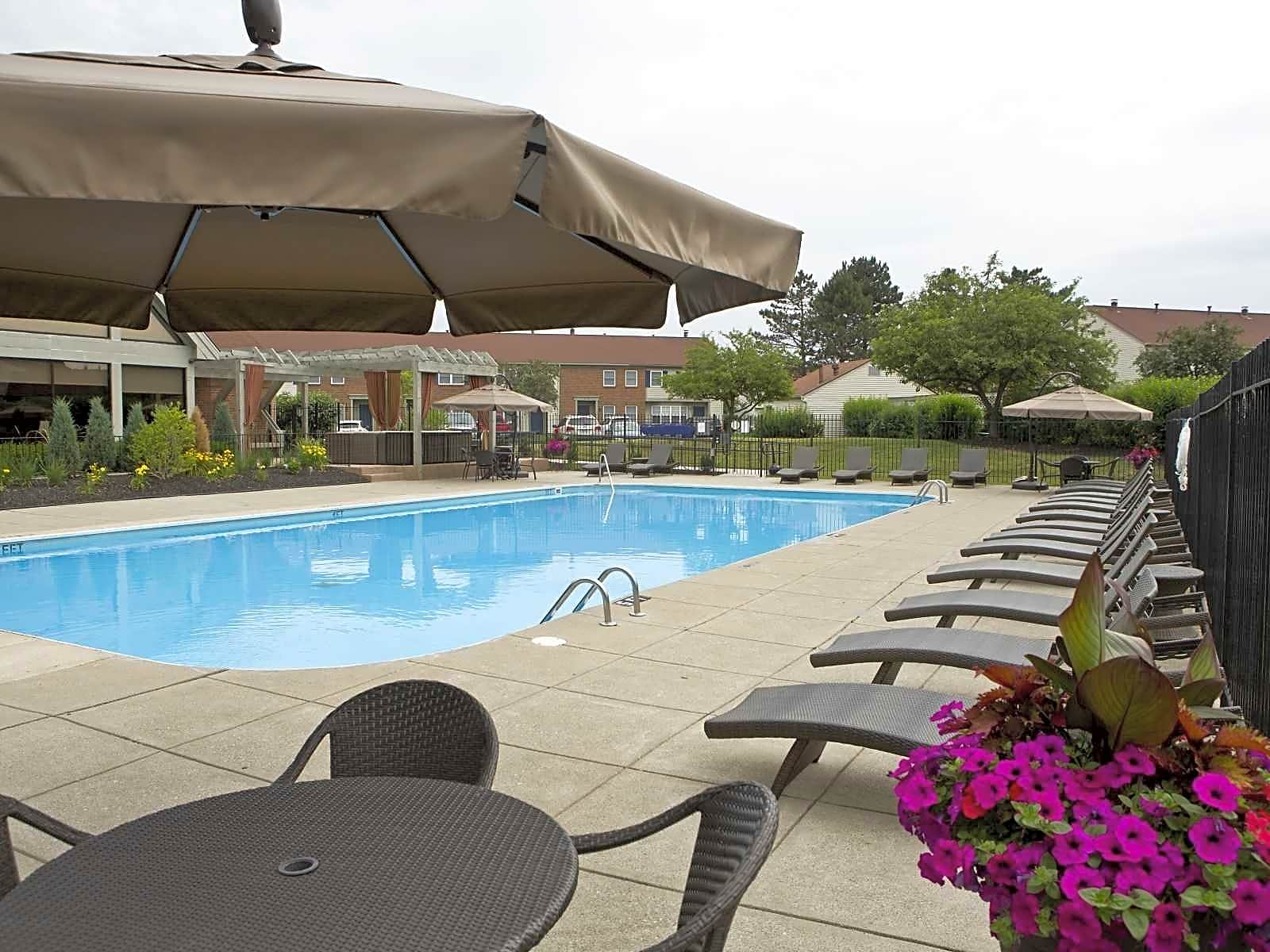 Apartments Near Otterbein Park Club for Otterbein College Students in Westerville, OH