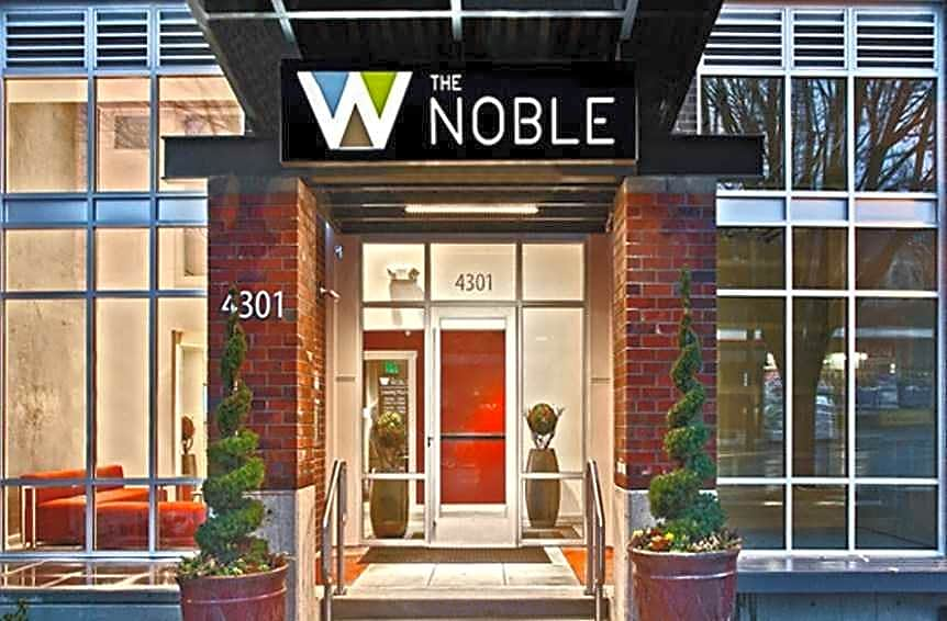 The noble wallingford apartments seattle wa 98103 for Art institute of seattle parking garage