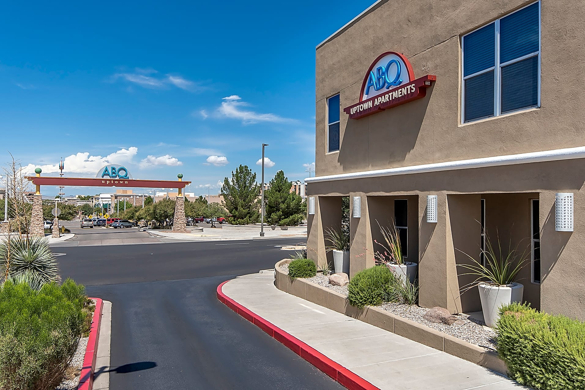 Apartments Near CSF-ABQ ABQ Uptown Apartments for College of Santa Fe at Albuquerque Students in Albuquerque, NM