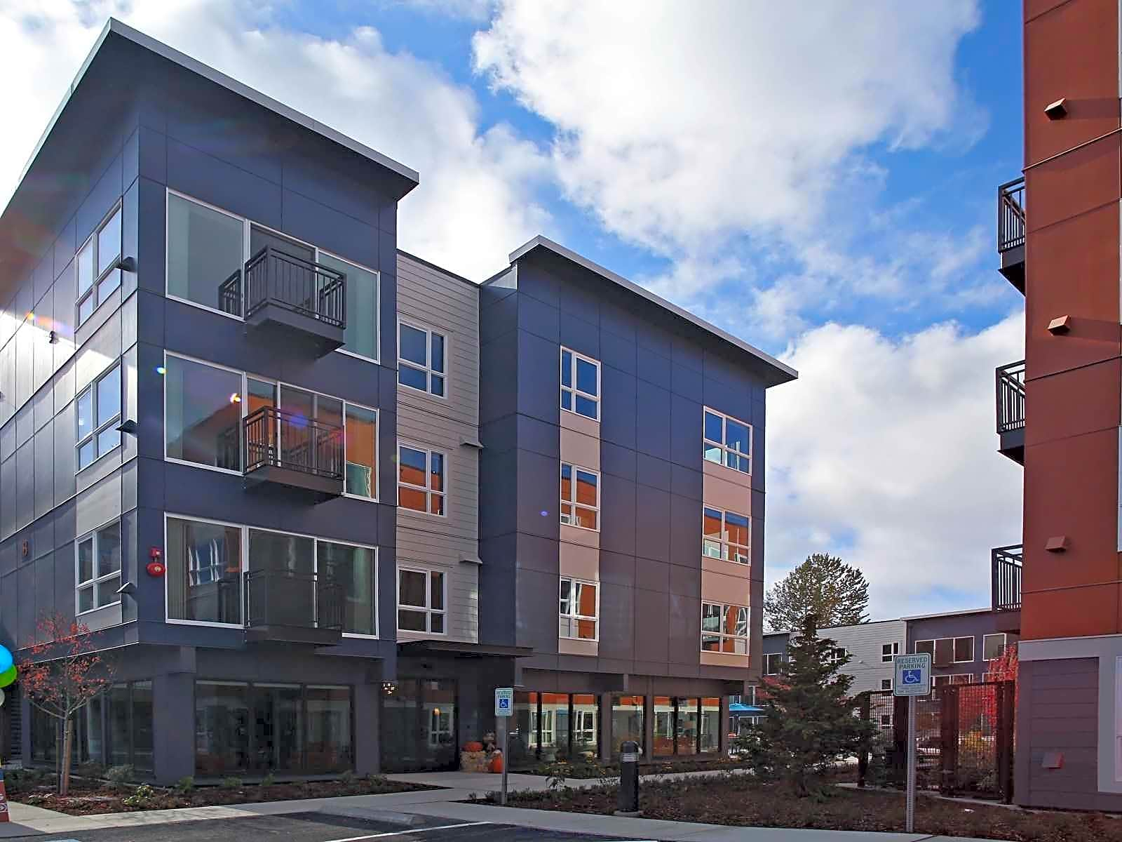 Apartments Near North Seattle College