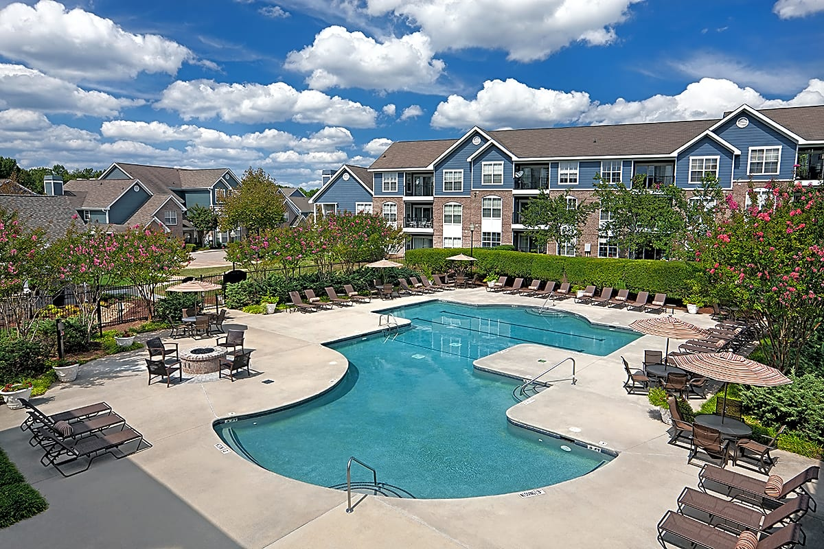 Apartments Near NC State Bexley at Brier Creek for North Carolina State University Students in Raleigh, NC