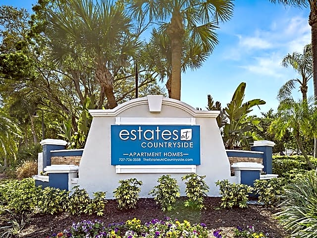 Apartments Near CCC The Estates at Countryside for Clearwater Christian College Students in Clearwater, FL