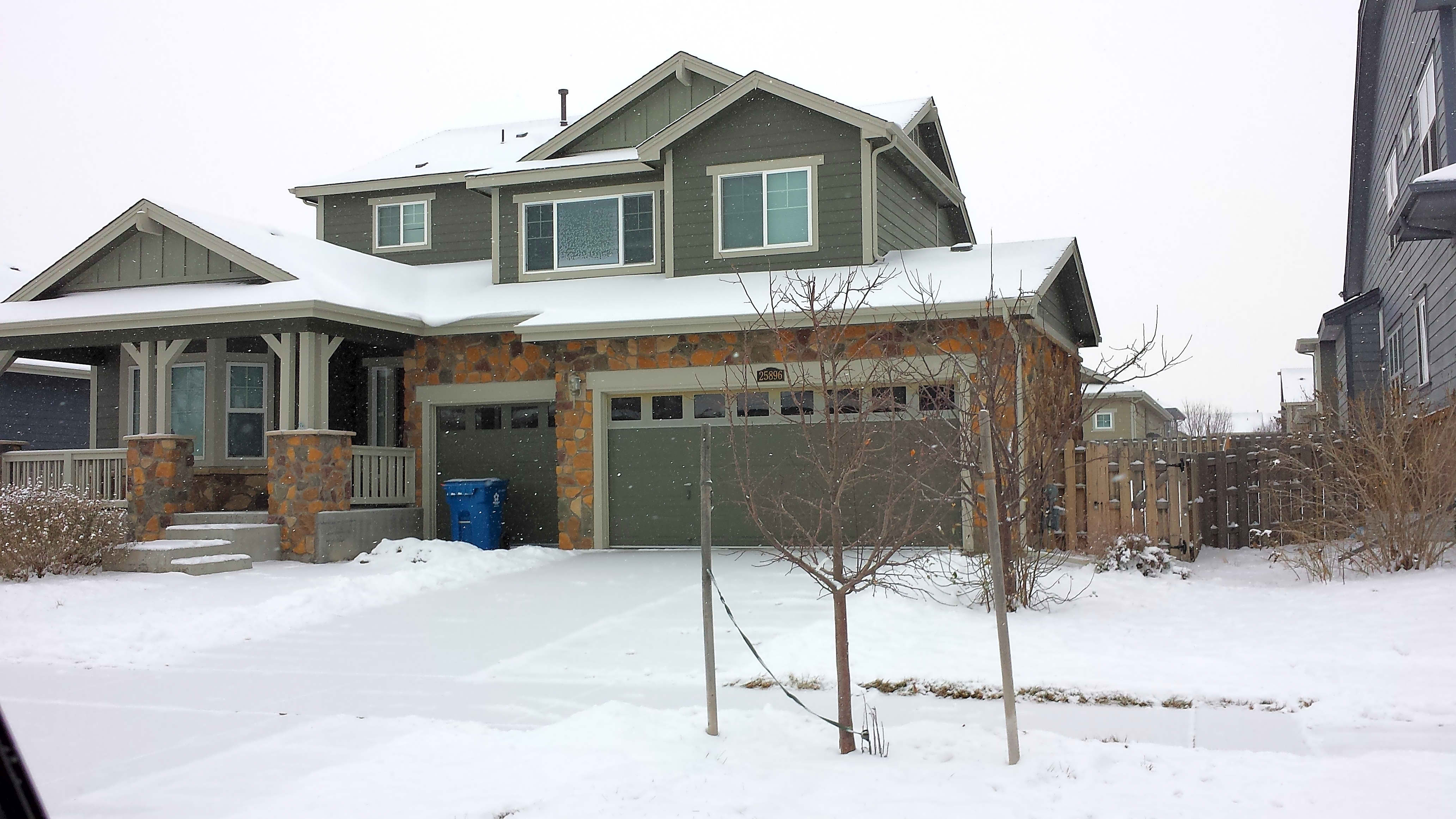 Section  Houses For Rent Aurora Co