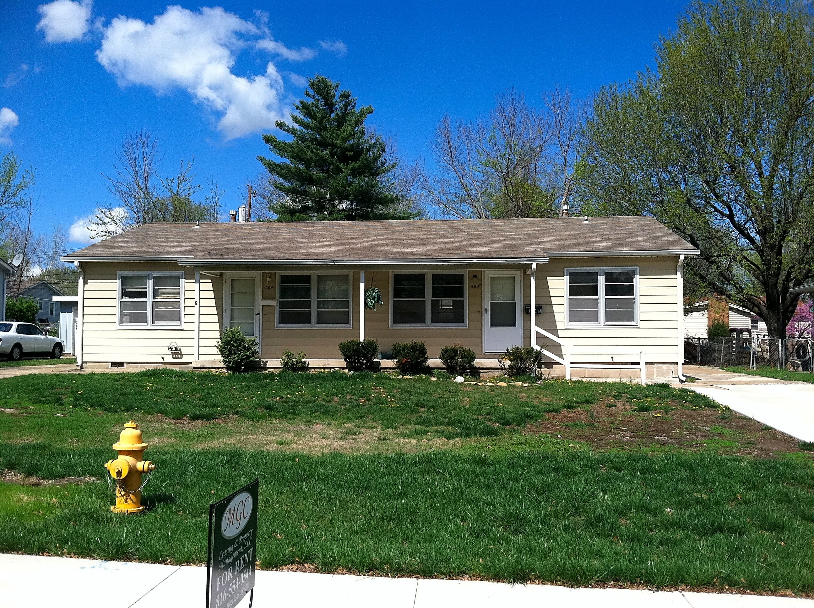 Duplex for Rent in Lees Summit