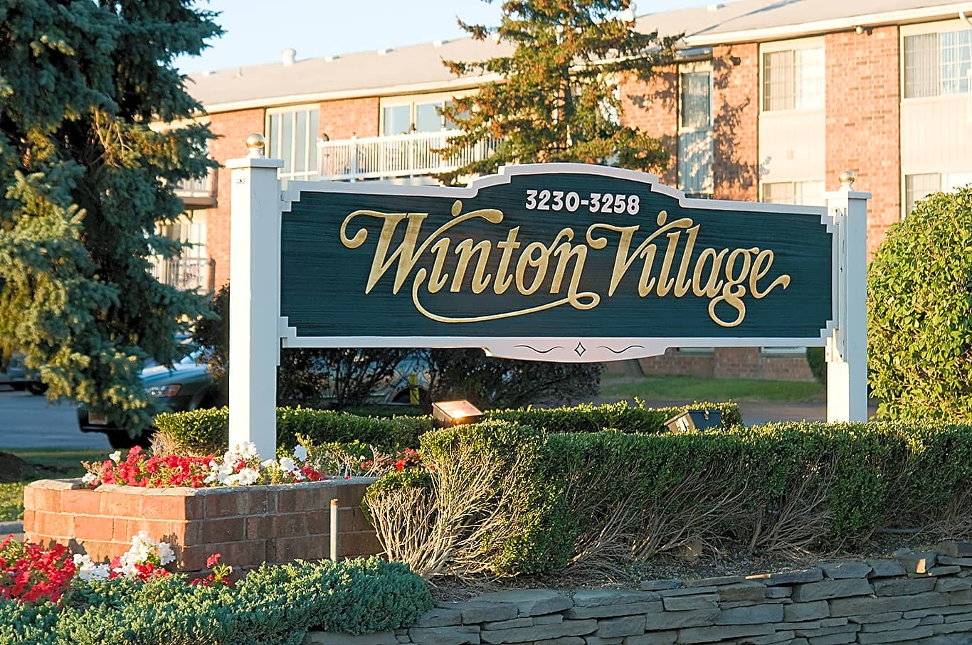 Apartments Near Fisher Winton Village Apartments for Saint John Fisher College Students in Rochester, NY