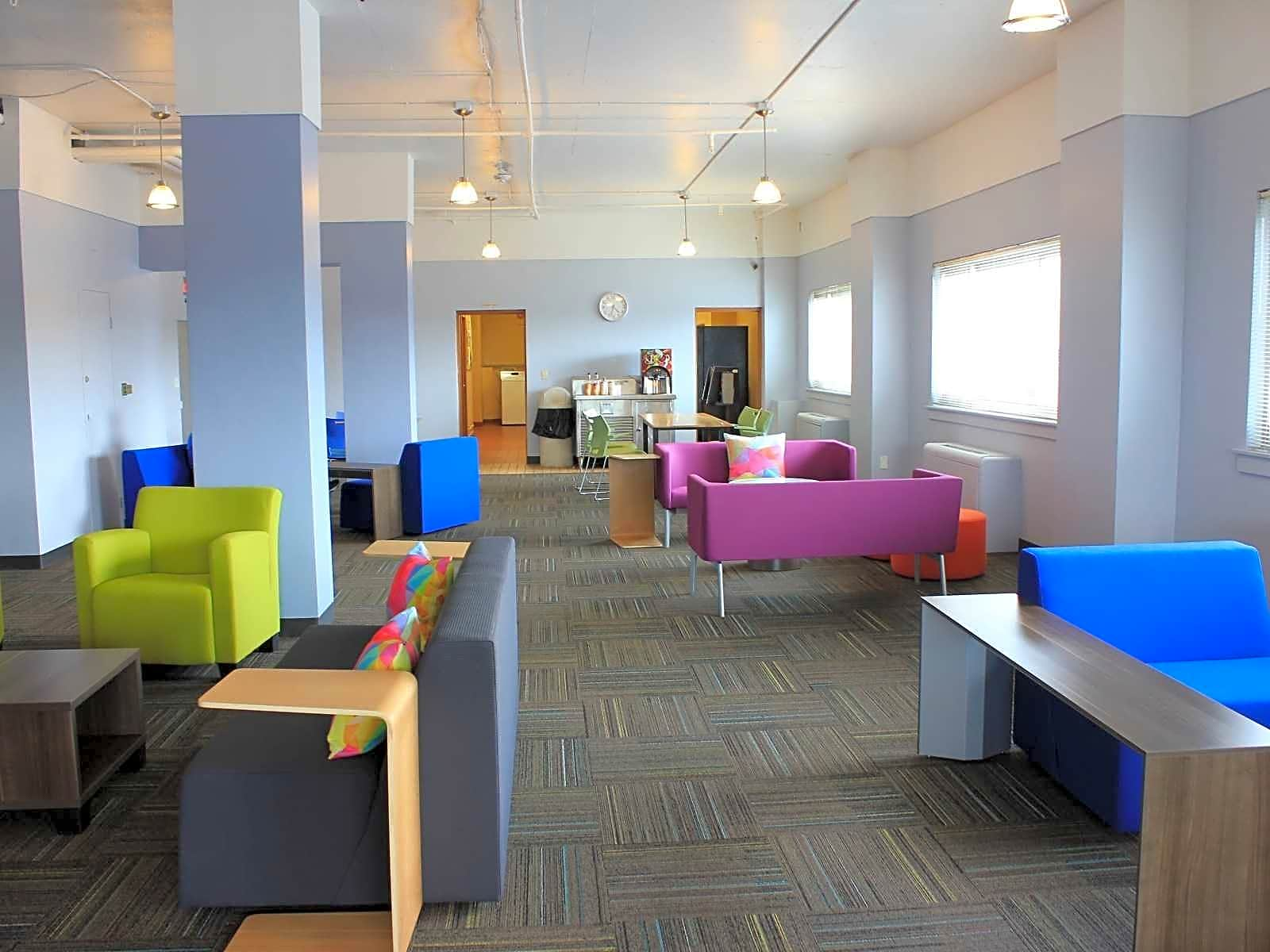 Newly Renovated Community Room