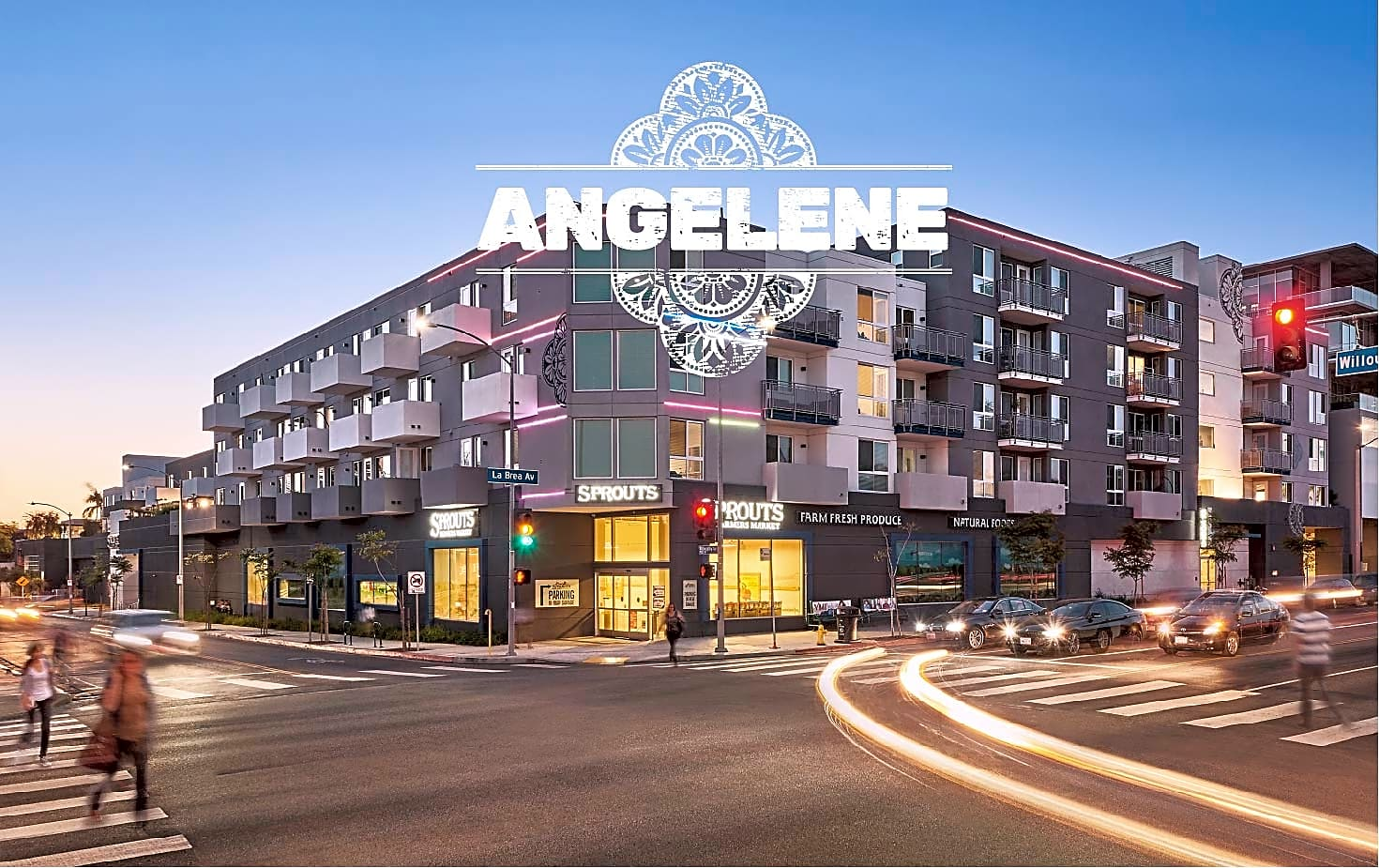 Angelene Apartments West Hollywood Ca 90038