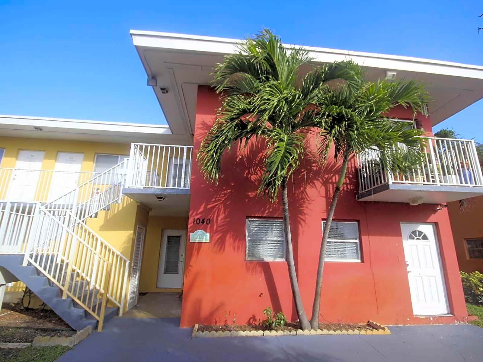 Garden Apartments for rent in Fort Lauderdale
