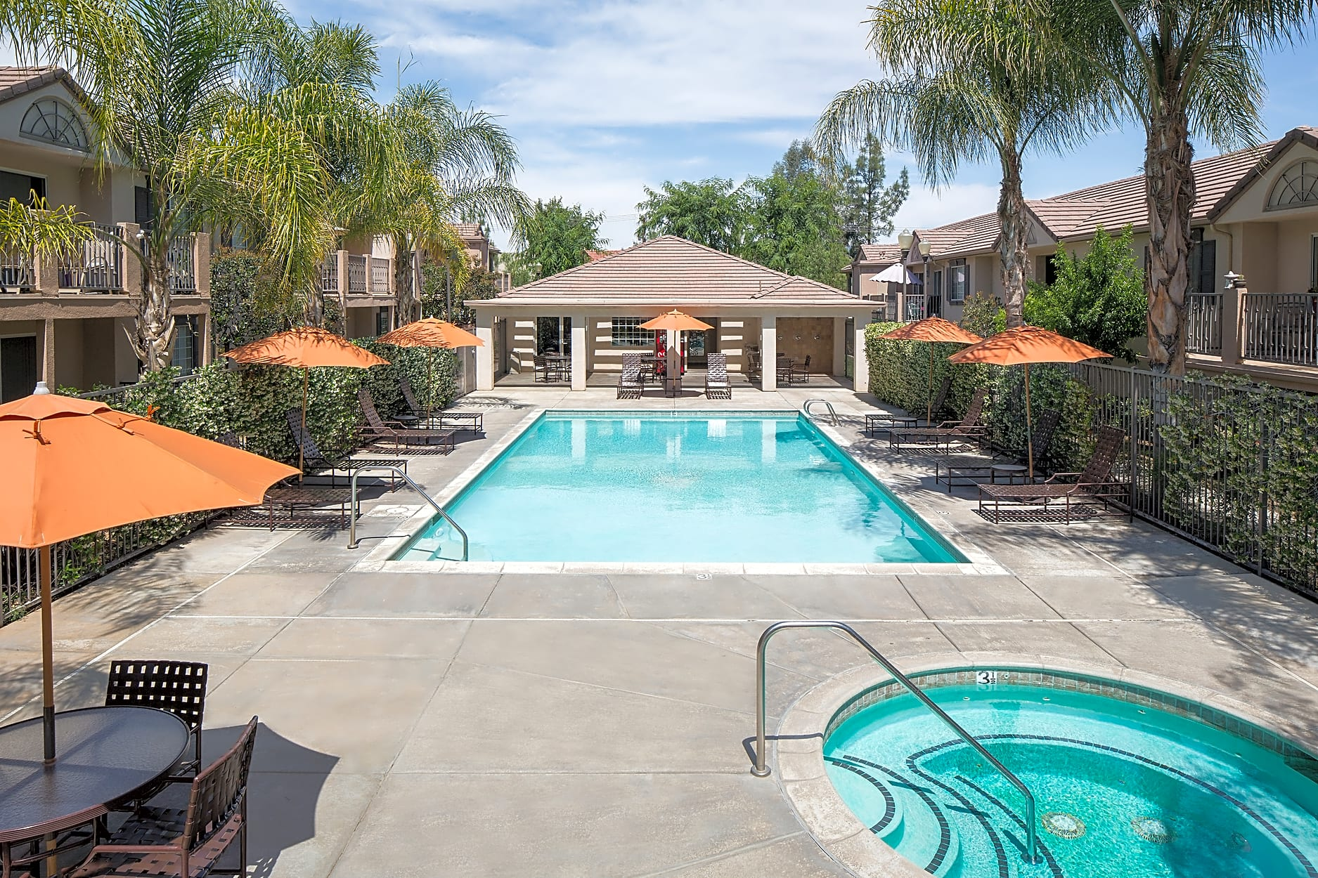 Cypress Villas Apartment Homes Redlands Ca 92373
