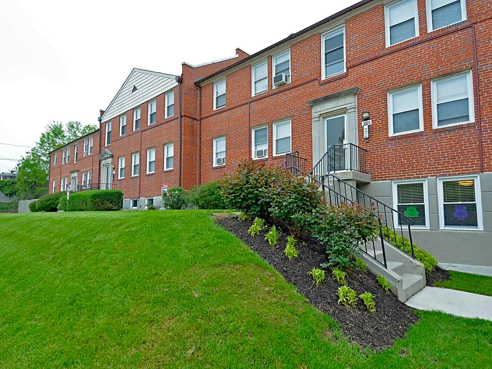 Sequoia And Wabash Manor Apartments Baltimore Md 21215