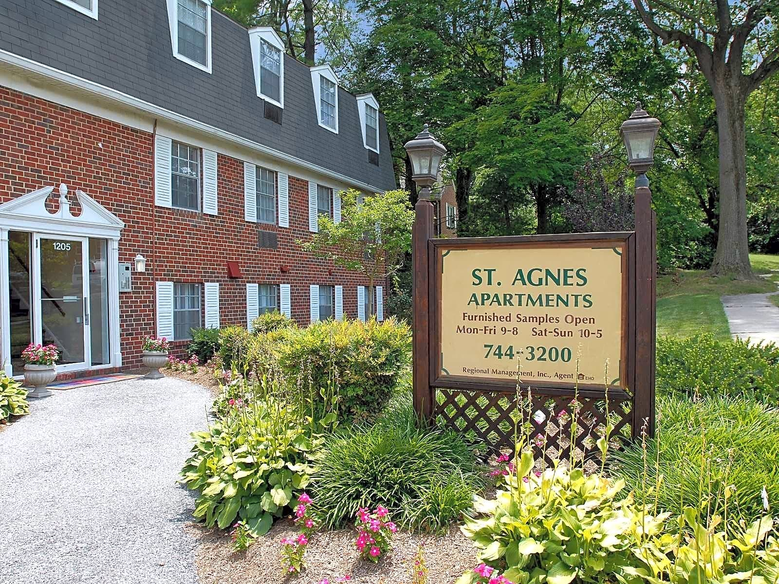 saint agnes apartments woodlawn md 21207