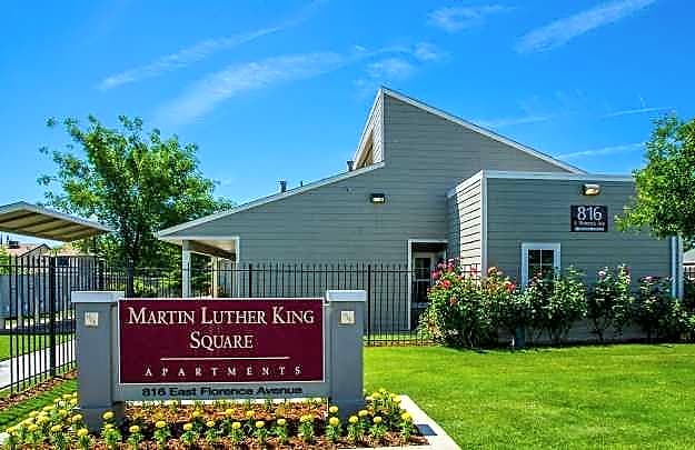 Martin Luther King Square Apartments - Fresno, CA 93706