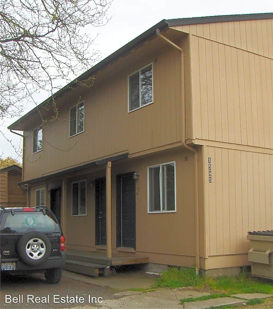 Apartments For Rent Eugene Oregon: 1572 Ferry Street Apartments