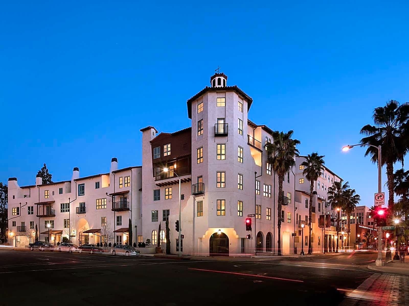 The Andalucia Apartments Pasadena Ca 91101