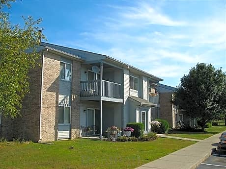 Photo: Frankfort Apartment for Rent - $660.00 / month; 3 Bd & 2 Ba