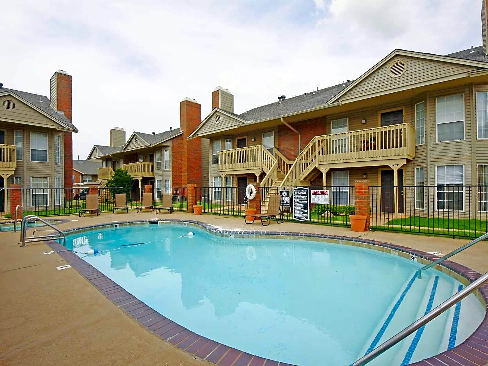 Apartments Near OC Persimmon Square for Oklahoma Christian University Students in Edmond, OK